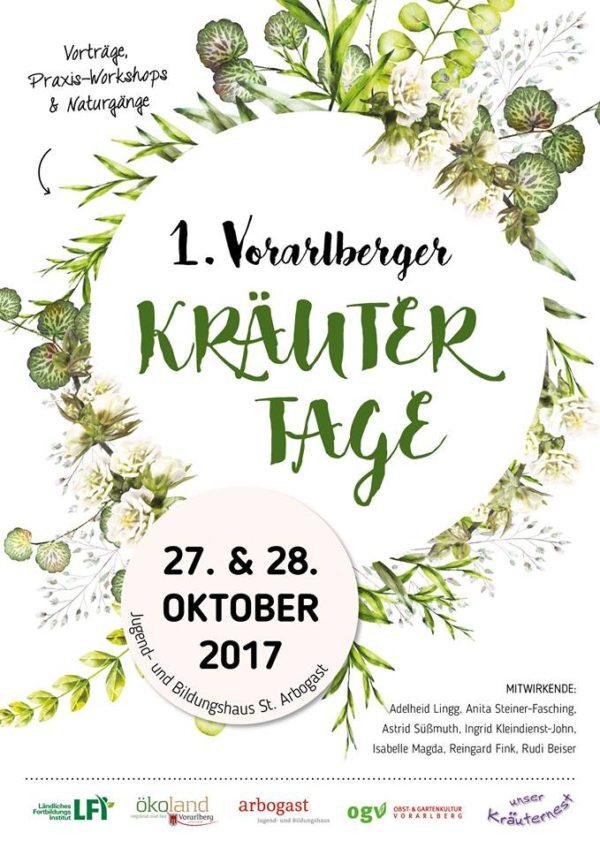 Vorarlberger Kräutertage