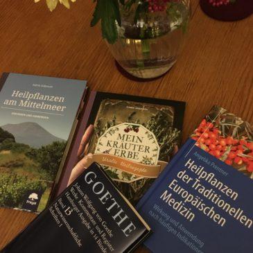 Neue Bücher gibt's am Markt…