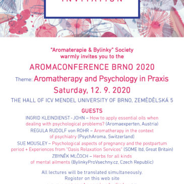 Aromakonferenz Brünn